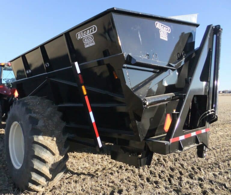 Aulick Industries Belt Trailers Dump Carts Used